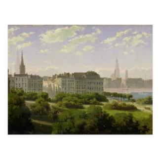 Carte Postale Hambourg Kunsthalle