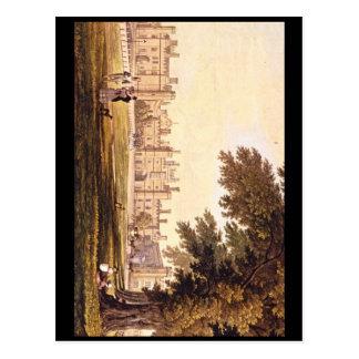 Carte Postale Hampton Court Palace_Engravings
