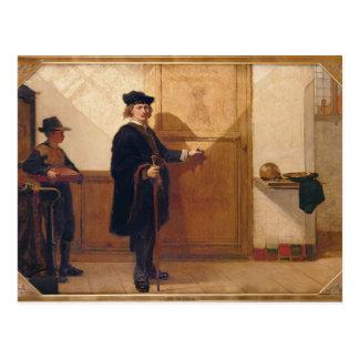 Carte Postale Harmensz van Rijn Rembrandt (1606-69) frappant