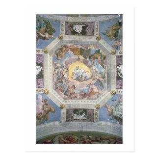 Carte Postale Harmonie universelle, ou amour divin, du ceilin