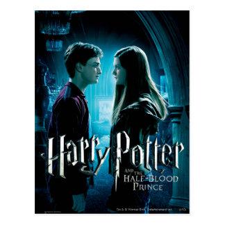Carte Postale Harry et Ginny 1