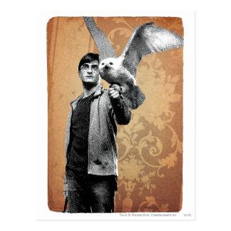 Carte Postale Harry Potter 12