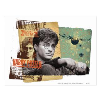 Carte Postale Harry Potter 13