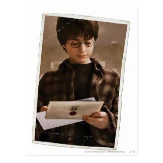 Carte Postale Harry Potter 9