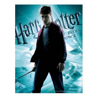 Carte Postale Harry Potter HPE6 2