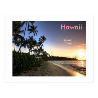 Carte Postale Hawaï