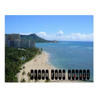 Carte Postale Hawaï [1], Aloha d'Hawaï