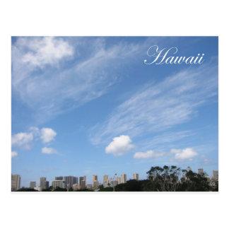Carte Postale Hawaï 4