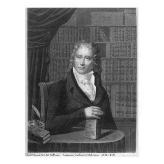 Carte Postale Henri Benjamin Constant de Rebecque