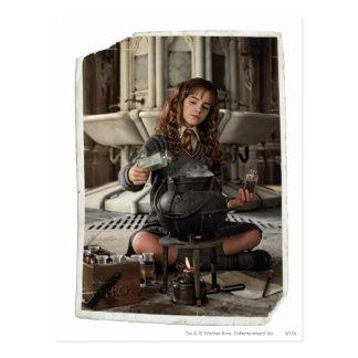 Carte Postale Hermione 20