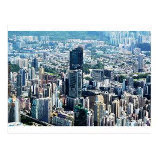 Carte Postale Hong Kong