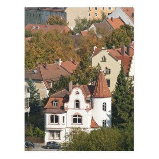 Carte Postale Horizon de Bamberg, Allemagne 2