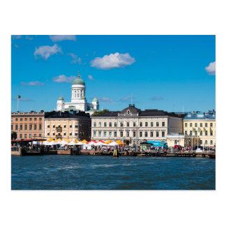 Carte Postale Horizon de Helsinki