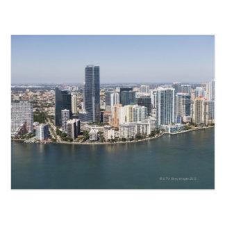 Carte Postale Horizon de Miami