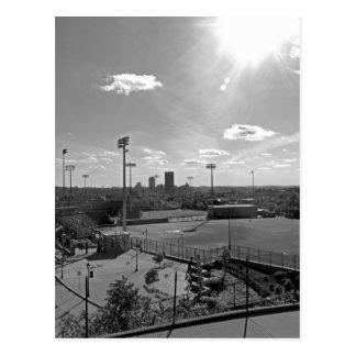 Carte Postale Horizon de Pittsburgh de loin
