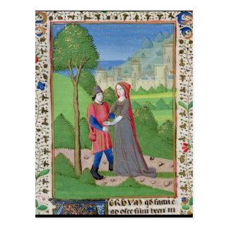 Carte Postale Hosea et la prostituée, de la bible