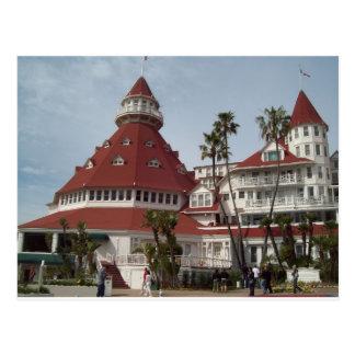 Carte Postale Hotel_del_Coronado
