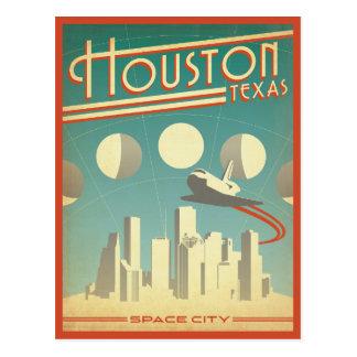 Carte Postale Houston, TX