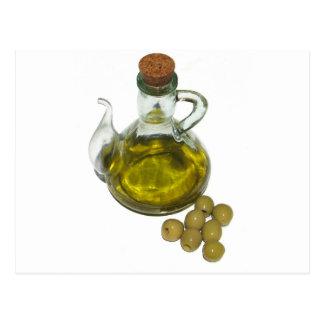Carte Postale Huile d'olive