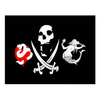 Carte Postale Icône #13 de pirate