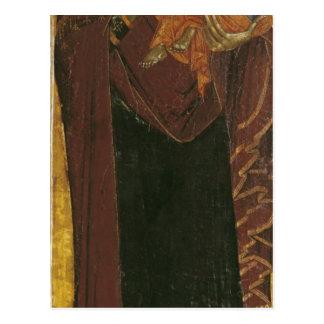 """Carte Postale Icône connue sous le nom de """"Vierge de tsar"""