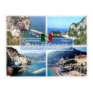 Carte Postale IL l'Italie - Campanie - côte d'Amalfi -