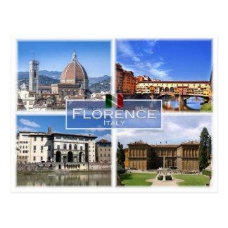 Carte Postale IL l'Italie - l'Italie - Florence -