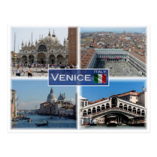 Carte Postale IL l'Italie - Venise -