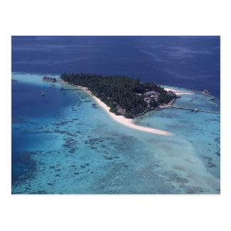 Carte Postale Île