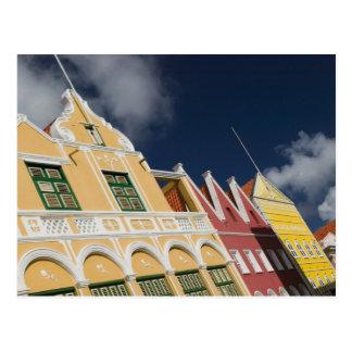 Carte Postale Îles d'ABC, CURAÇAO, Willemstad : Punda