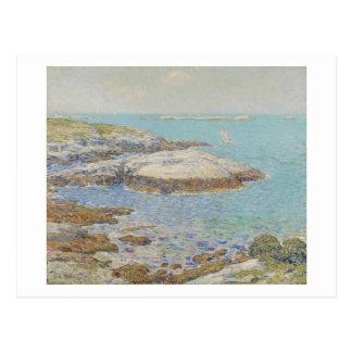Carte Postale Îles des bancs, 1899 (huile sur la toile)