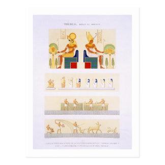 Carte Postale Illustrations des conseils et des peintures