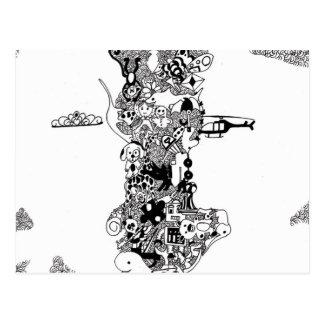 Carte Postale Imagination