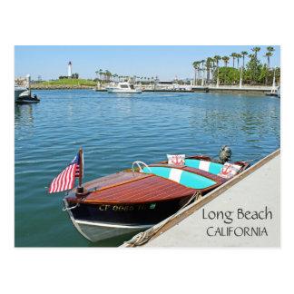 Carte postale impressionnante de Long Beach !