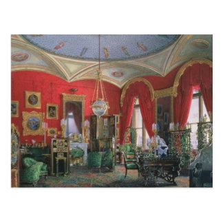 Carte Postale Intérieur du palais d'hiver