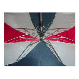 Carte Postale Intestins de parapluie