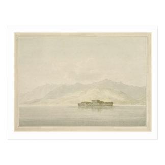Carte Postale Isola Madre, Lago Maggiore, c.1781 (la semaine
