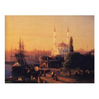 Carte Postale Ivan Aivazovsky- Constantinople
