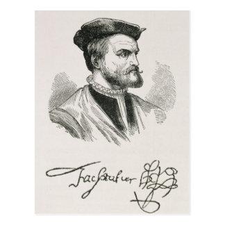 Carte Postale Jacques Cartier