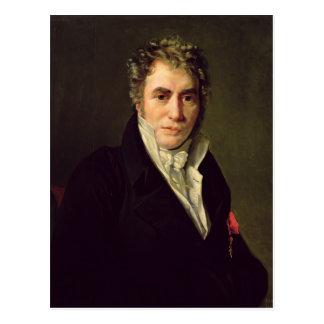 Carte Postale Jacques Louis David 1817