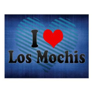 Carte Postale J'aime la visibilité directe Mochis, Mexique