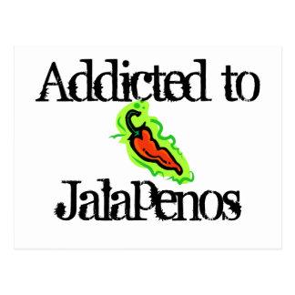 Carte Postale Jalapenos
