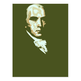 Carte Postale James Madison 4
