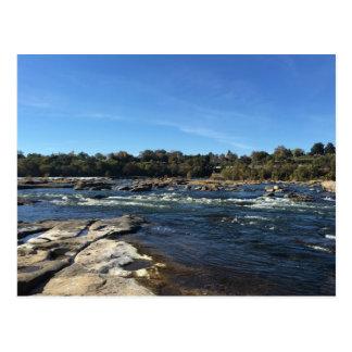 Carte Postale James River