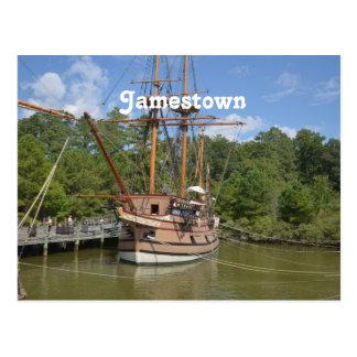 Carte Postale Jamestown