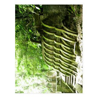 Carte Postale Jardin surréaliste de monsieur Edouard James de