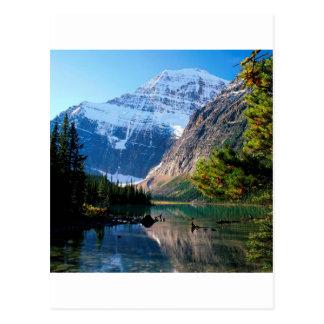 Carte Postale Jaspe Alberta d'Édith Cavell de parc