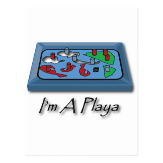 Carte Postale Je suis un Playa
