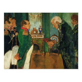 Carte Postale Jean-Baptiste de Lamarck