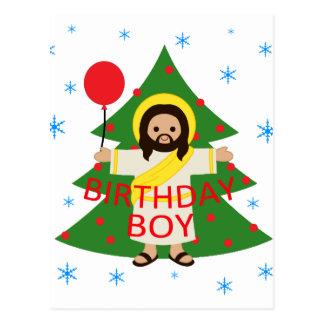 Carte Postale Jésus - Noël